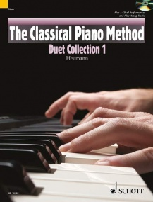 Heumann: The Classical Piano Method Duet Collection 1 published by Schott