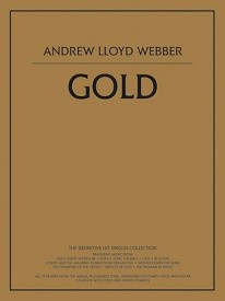 Andrew Lloyd Webber: Gold published by The Really Useful Group