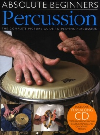 Absolute Beginners - Percussion published by Wise