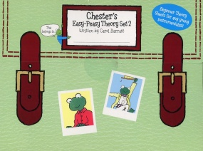 Chester's Easy-Peasy Theory Set 2 by Barratt
