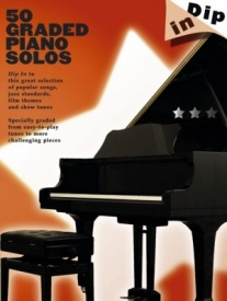 Dip In: 50 Graded Piano Solos published by Wise