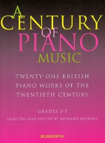 A Century Of Piano Music Grades 5 - 7 published by Bosworth