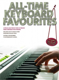 All-Time Keyboard Favourites published by Wise