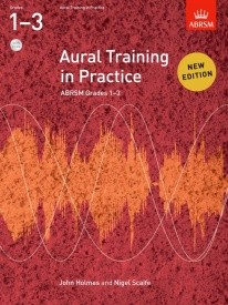 Aural Training in Practice Book 1 Grades 1 - 3 Book & CD published by ABRSM