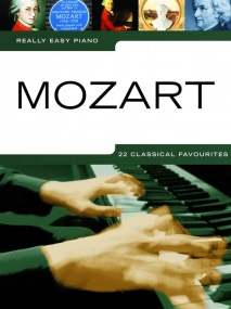 Really Easy Piano - Mozart published by Wise
