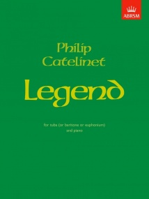 Catelinet: Legend for Tuba published by ABRSM