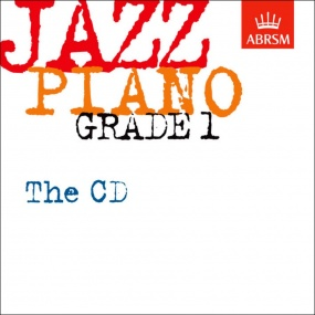 ABRSM Jazz Piano Grade 1 (CD Only)