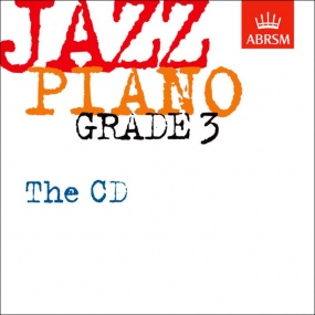 ABRSM Jazz Piano Grade 3 (CD Only)