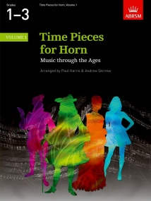 Time Pieces Volume 1 Horn published by ABRSM