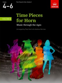 Time Pieces Volume 2 for Horn published by ABRSM