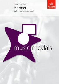 ABRSM Music Medals: Clarinet Options Practice Book