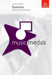 ABRSM Music Medals: Bassoon Options Practice Book