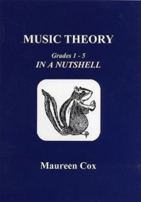 Music Theory Grade 1 to 5 in a Nutshell published by Subject