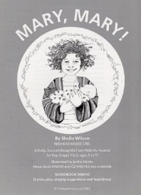 Mary, Mary! by Wilson (Word Book) published by Redhead