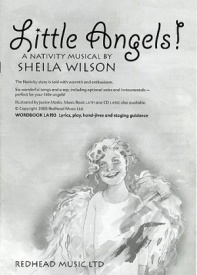 Little Angels! by Wilson (Pupil Book) published by Redhead