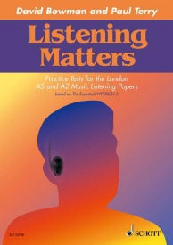 Listening Matters by Bowman and Terry published by Schott