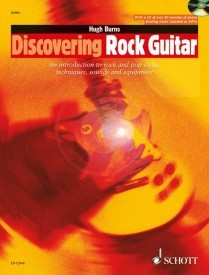Discovering Rock Guitar by Burns published by Schott