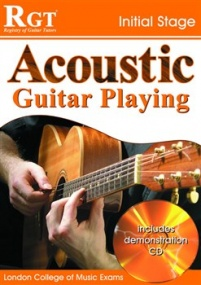 Registry of Guitar Tutors - Acoustic Guitar Playing - Initial Grade