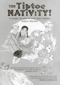 Tiptoe Nativity! (Pupil Book) published by Redhead