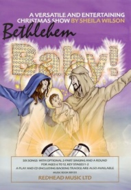Bethlehem Baby! by Wilson (Music Book) published by Redhead