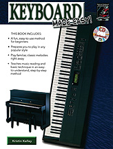 Keyboard Made Easy Book & CD published by Alfred
