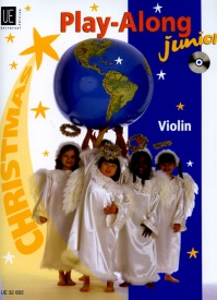 World Music junior - Christmas Book & CD for Violin published by Universal