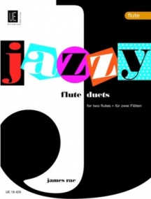 Rae: Jazzy Duets for Flute published by Universal Edition