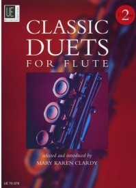 Classic Duets for Flute Volume 2 published by Universal