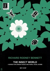 Bennett: Insect World published by Universal Edition