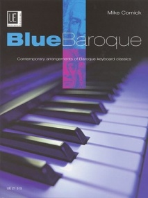 Blue Baroque for Piano published by Universal