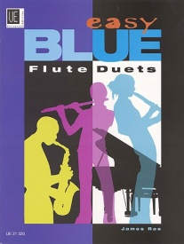 Rae: Easy Blue Flute Duets published by Universal