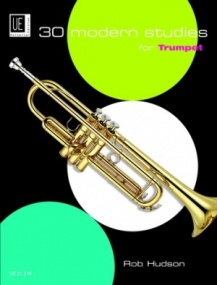 Hudson: 30 Modern Studies for Trumpet published by Universal Edition