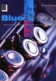Blue Baroque Flute published by Universal