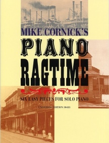 Cornick: Piano Ragtime published by Universal Edition