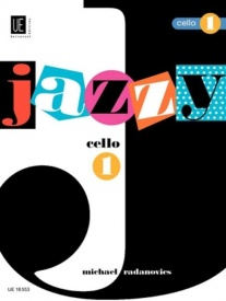 Radanovics: Jazzy Cello 1 published by Universal Edition