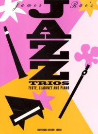 Rae: Jazz Trios for Flute, Clarinet and Piano published by Universal Edition