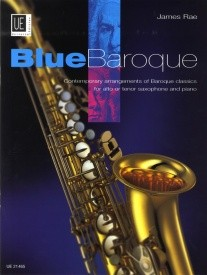 Blue Baroque Saxophone published by Universal