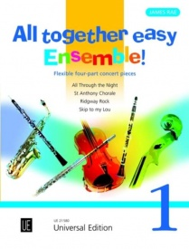 All Together – Easy Ensemble Volume 1 published by Universal