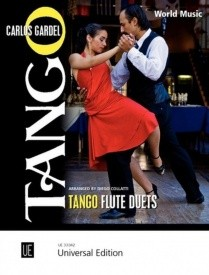 Gardel: Tango Flute Duets published by Universal