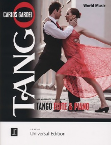 Gardel: Tango for Flute & Piano published by Universal