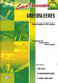 Greensleeves for Flexible Ensemble published by Carisch