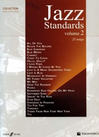 Jazz Standards Collection 2 published by Volonte