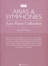 Arias & Symphonies - Easy Piano Collection published by Volonte