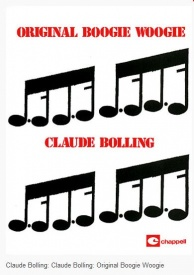 Bolling: Original Boogie Woogie for Piano published by Carisch