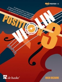 Dezaire: Position 3 for Violin published by De haske