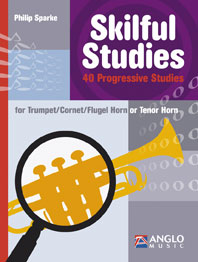 Sparke: Skilful Studies for Trumpet published by Anglo Music