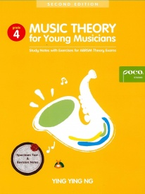 Ng: Music Theory for Young Musicians Grade 4 published by Alfred