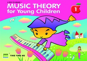 Ng: Music Theory for Young Children Book 1 published by Alfred