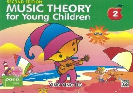 Ng: Music Theory for Young Children Book 2 published by Alfred