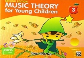 Ng: Music Theory for Young Children Book 3 published by Alfred